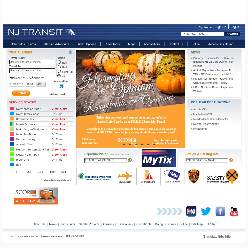 NJ Transit Competitors, Revenue and Employees - Owler Company Profile
