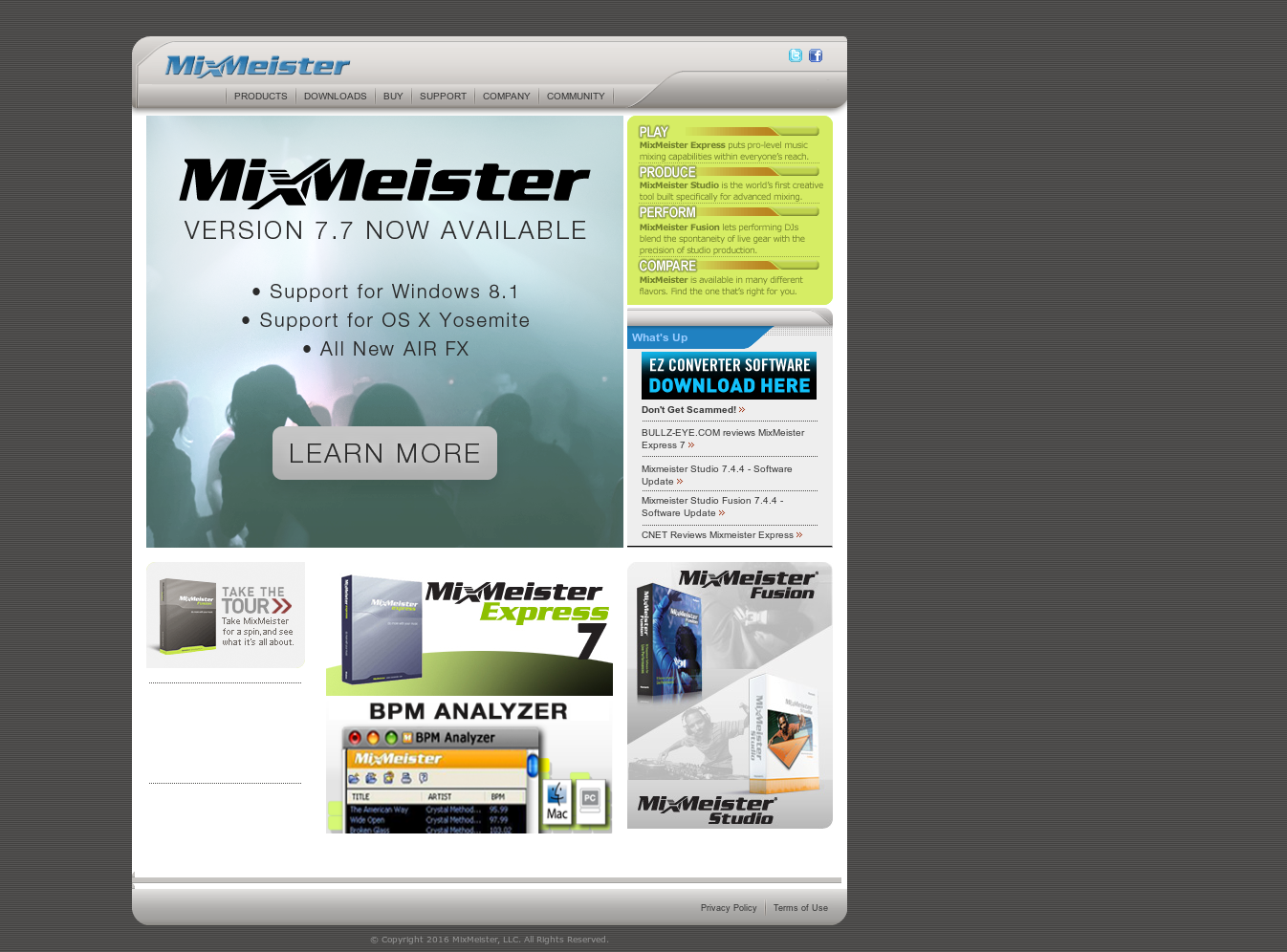 mixmeister bpm analyzer alternative