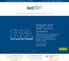 sam auction software