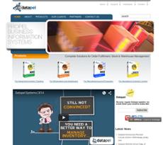 Datapel Systems website history
