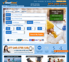 SmartFares website history