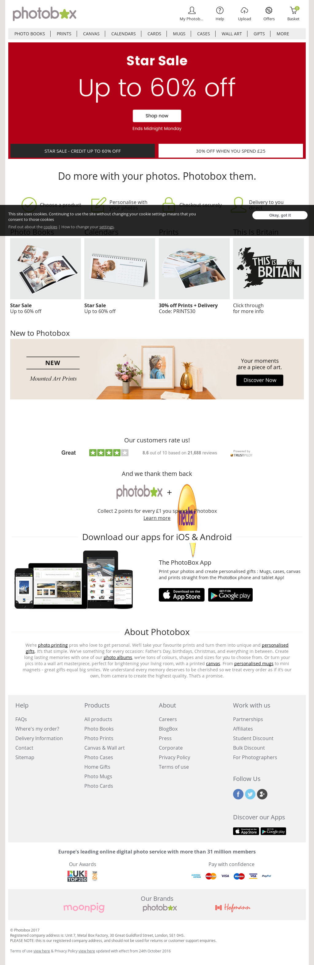 PhotoBox Competitors, Revenue and Employees - Owler Company Profile