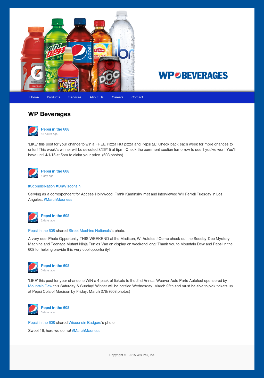 Wp Beverages Competitors, Revenue and Employees - Owler Company Profile