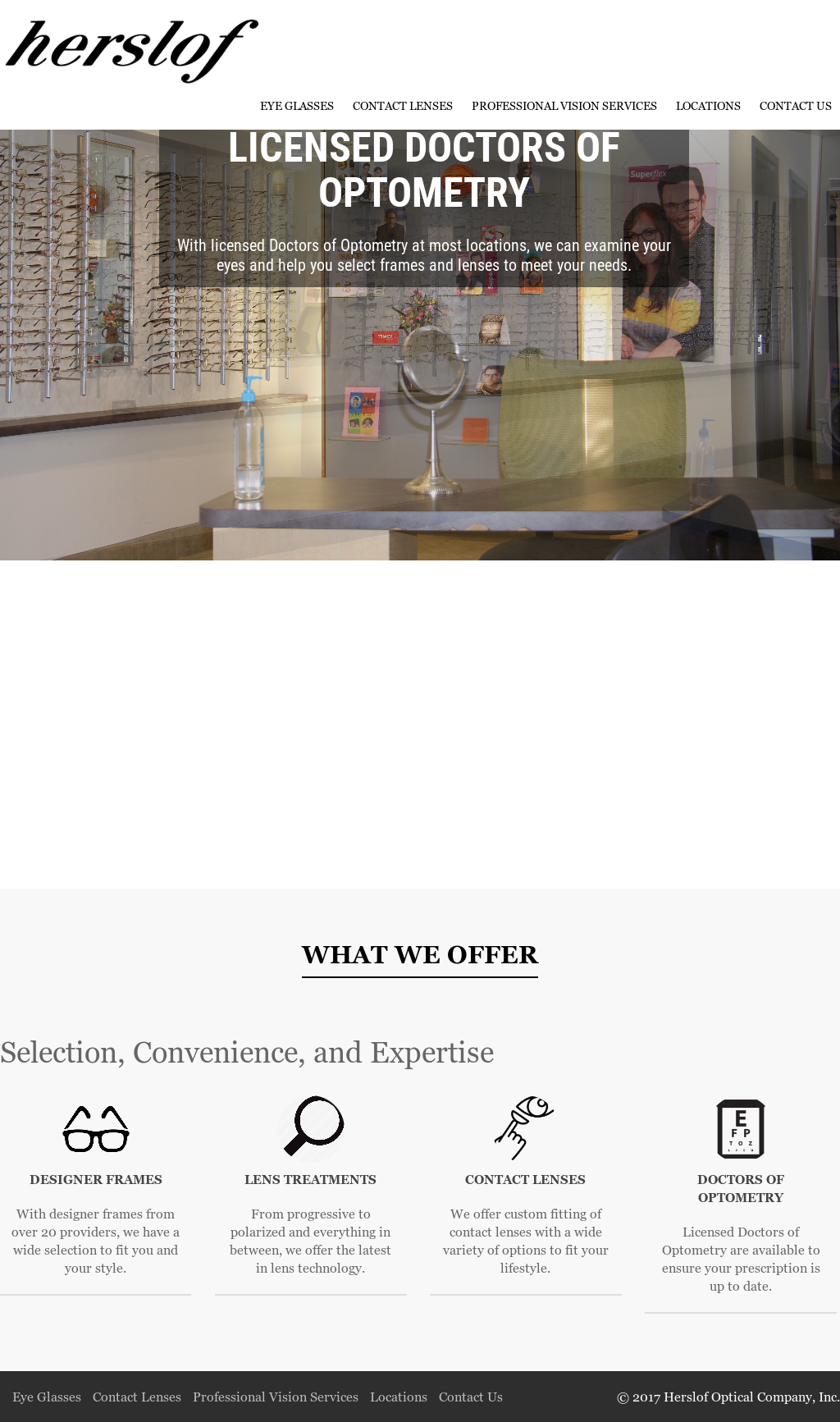 Herslof Opticians Competitors, Revenue and Employees - Owler Company