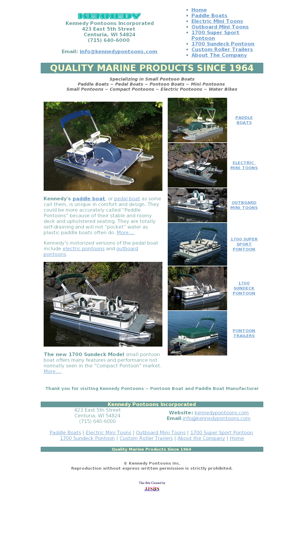 Kennedy Pontoons Competitors Revenue And Employees Owler Company