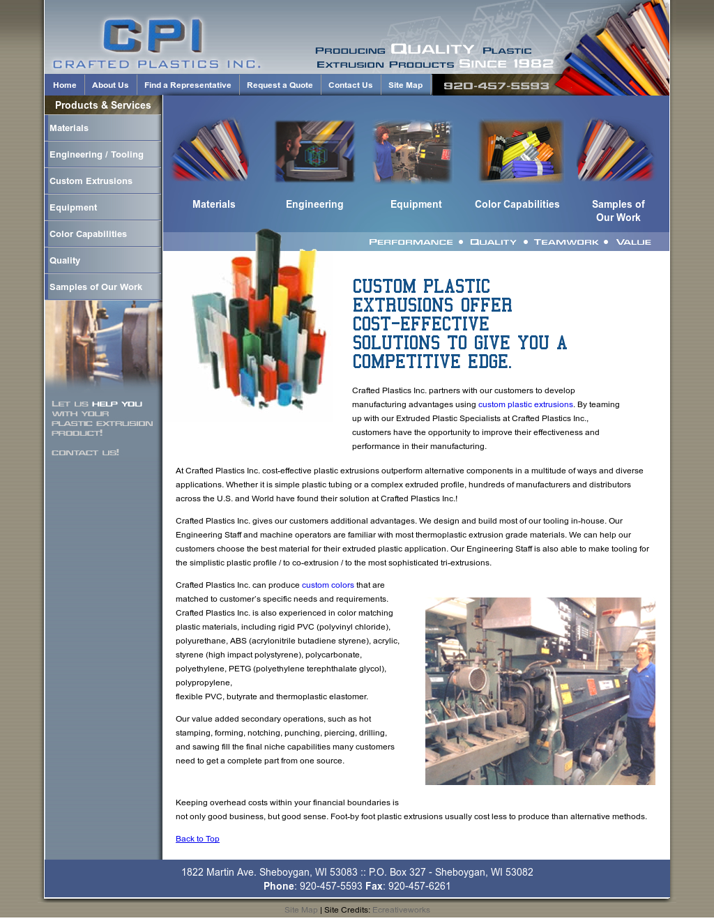Crafted Plastics Competitors, Revenue and Employees - Owler Company
