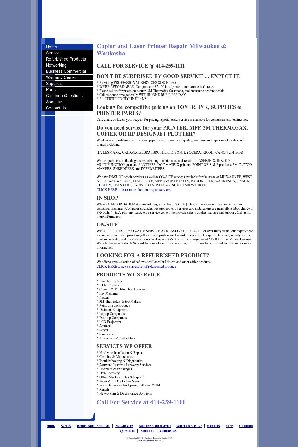 Kyocera Copier Error Codes