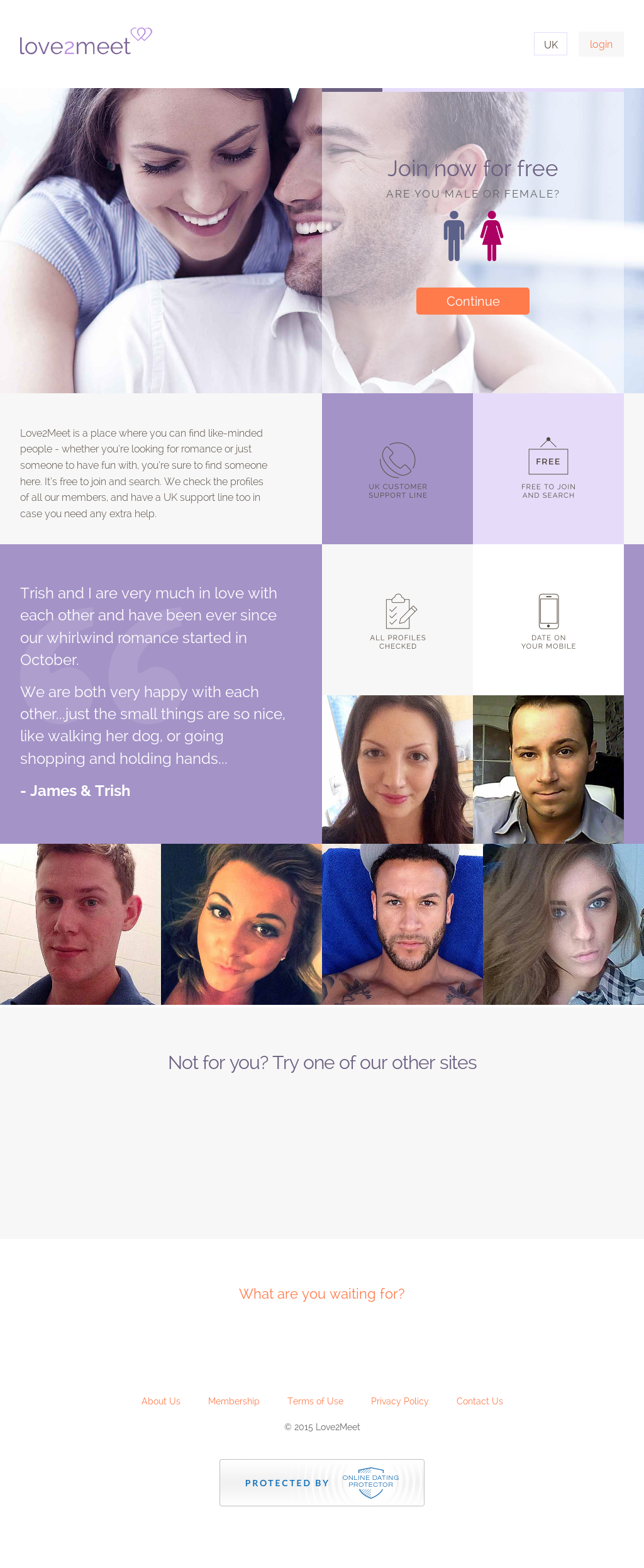 Dating Sites love2meet dating hendelser London denne helgen