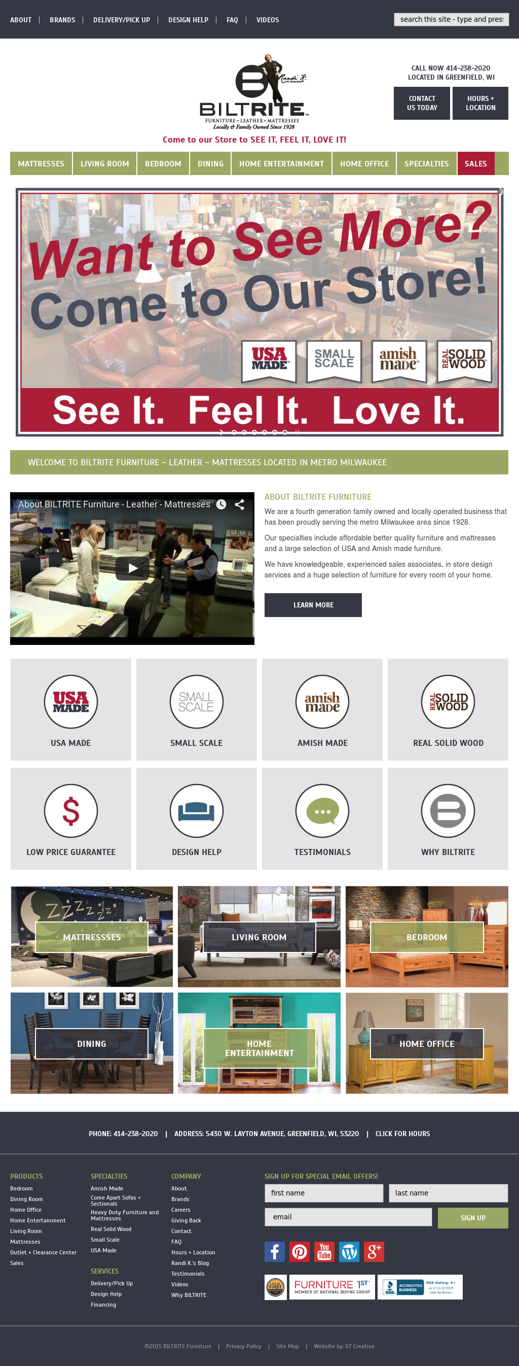 Bilt Rite Furniture Competitors, Revenue And Employees   Owler Company  Profile