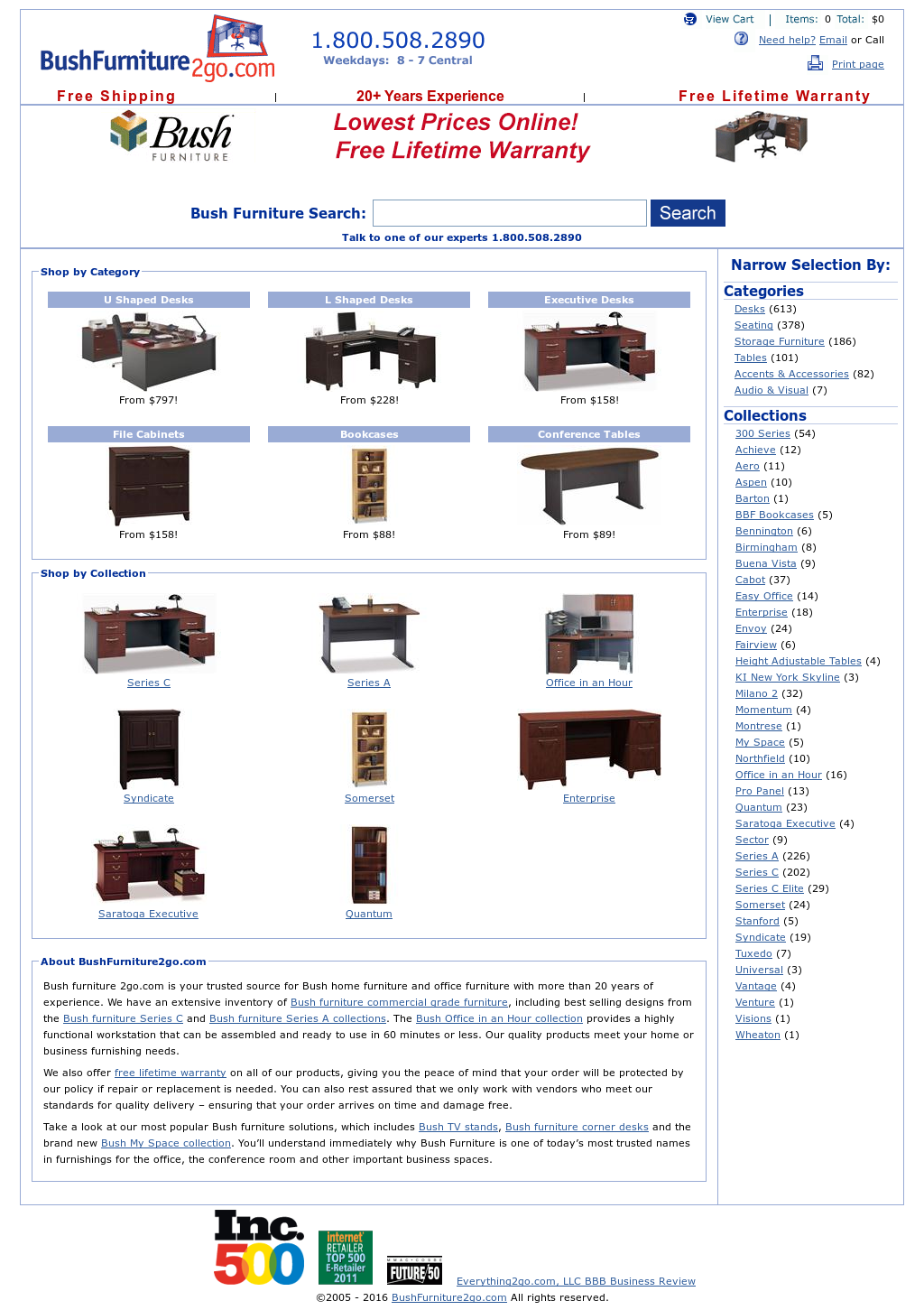 Bush Furniture 2go Competitors, Revenue And Employees   Owler Company  Profile