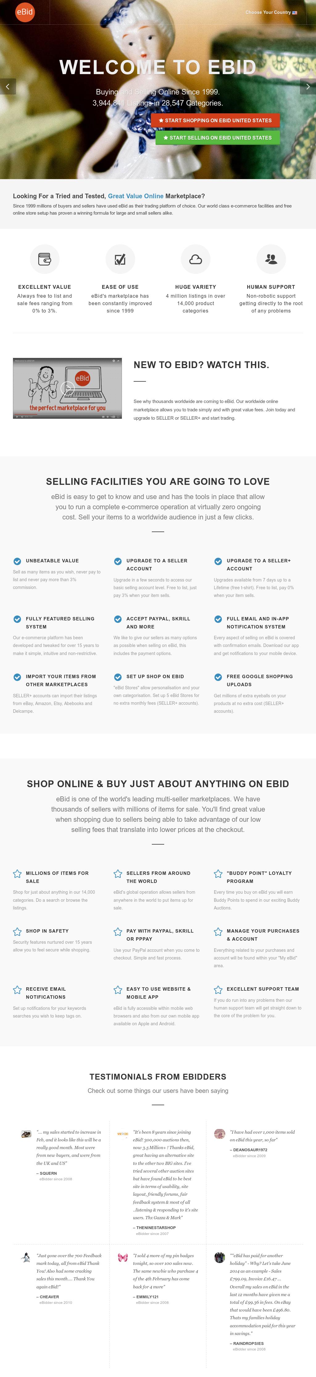 eBid Competitors, Revenue and Employees - Owler Company Profile