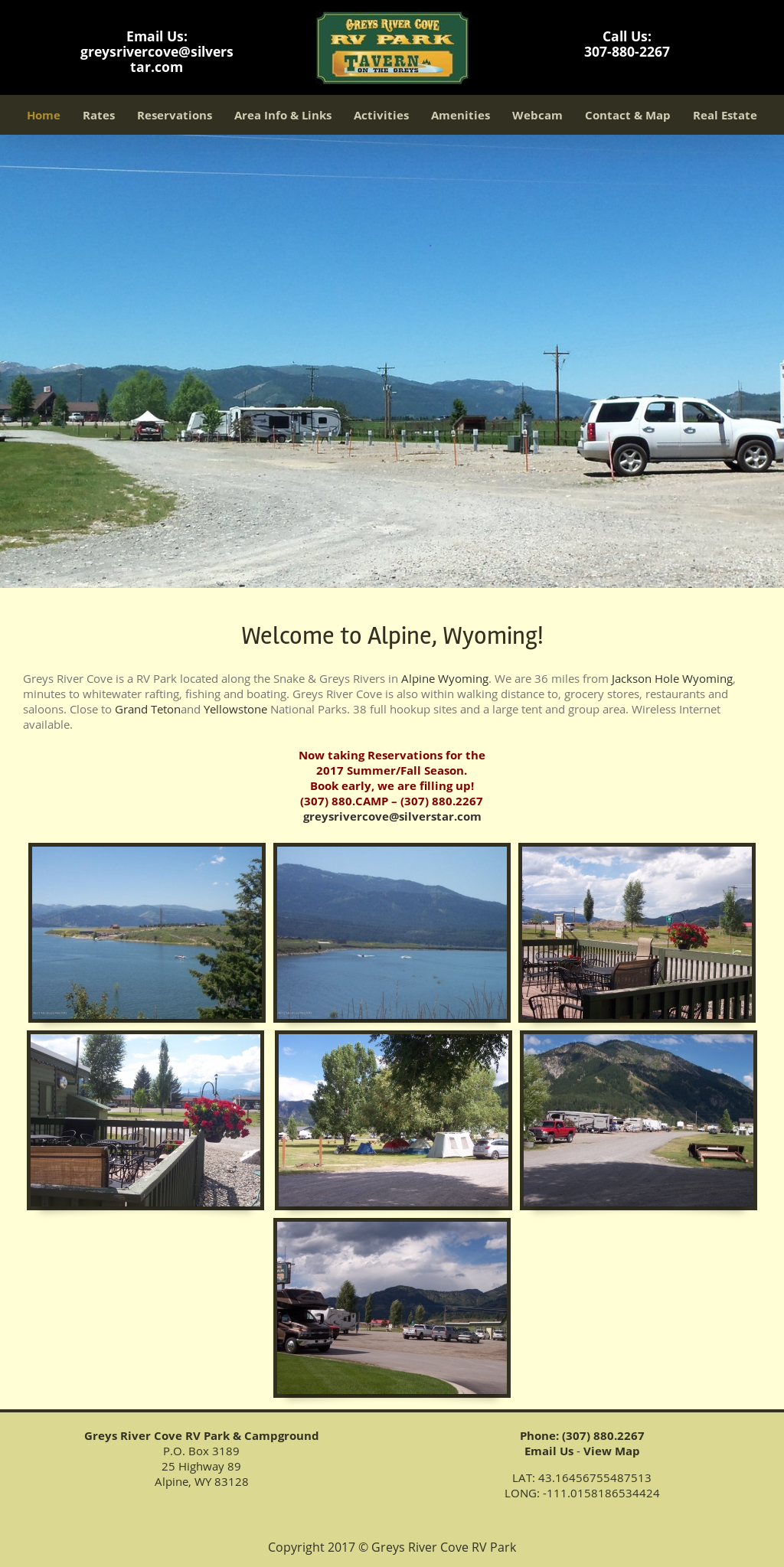 Greys River Cove Rv Park Competitors, Revenue and Employees