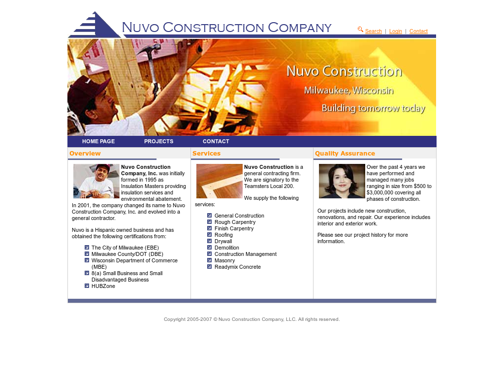 Nuvo Construction Company Competitors, Revenue and Employees - Owler