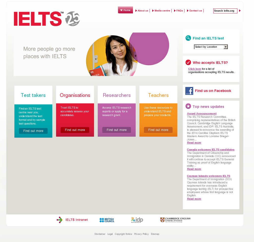 IELTS Competitors, Revenue and Employees - Owler Company Profile