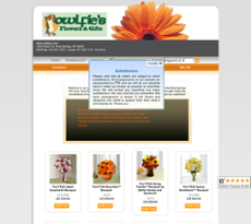 Owlfies flowers and gifts competitors revenue and employees owler owlfies flowers and giftss website screenshot on oct 2016 mightylinksfo
