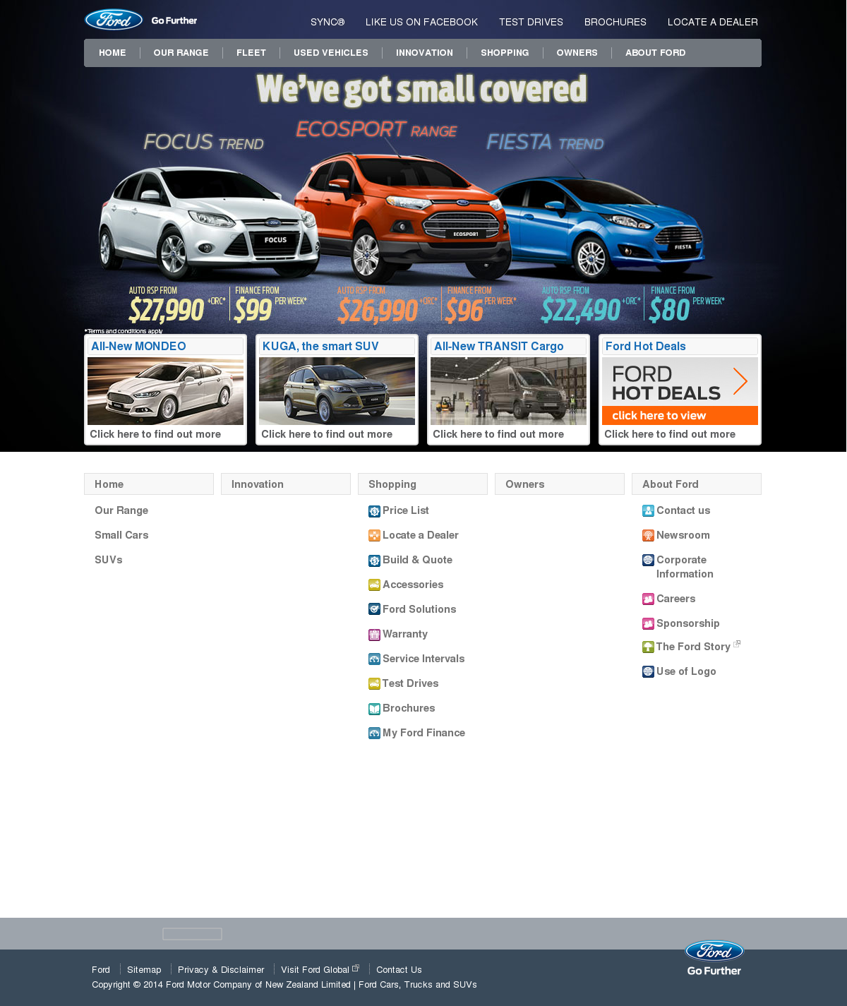 Ford motor company of new zealand competitors revenue and for Ford motor company employee website