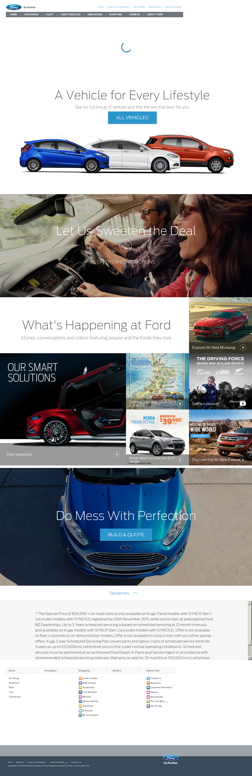 profiles of ford motor company and At ford motor company, we are committed not only to building high quality, dependable products, we are also committed to building a community of happy,.