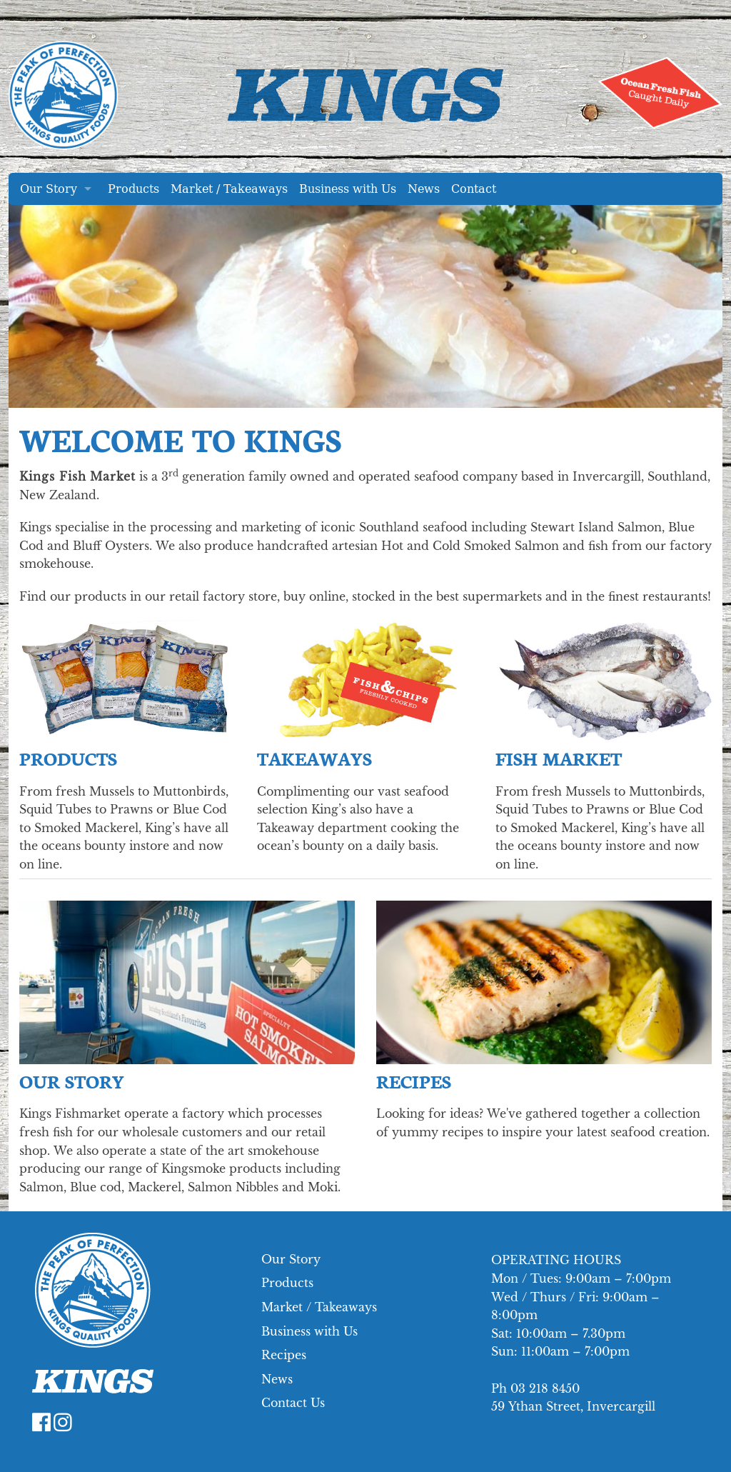 Kings Fish Market Competitors, Revenue and Employees - Owler