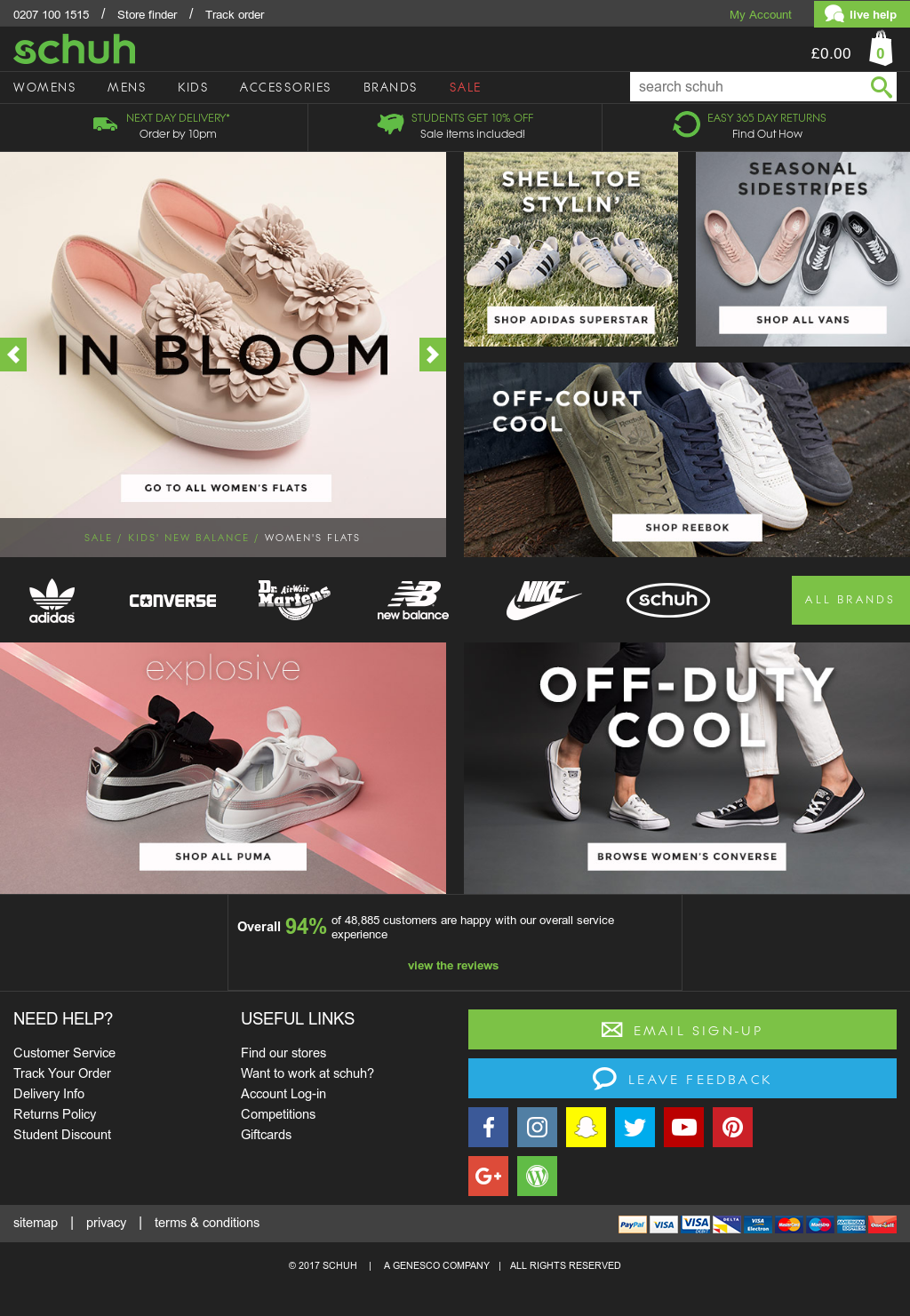 Schuh Competitors, Revenue and Employees Owler Company Profile