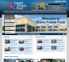 Grand Prairie Ford Competitors Revenue And Employees Owler