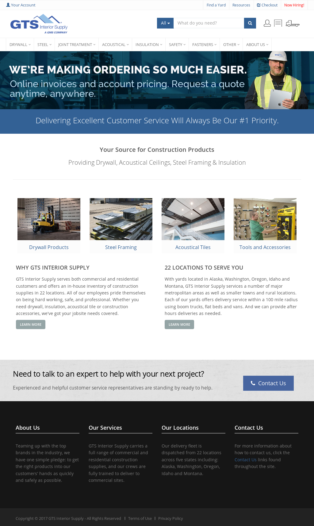 Seattle Drywall Supply