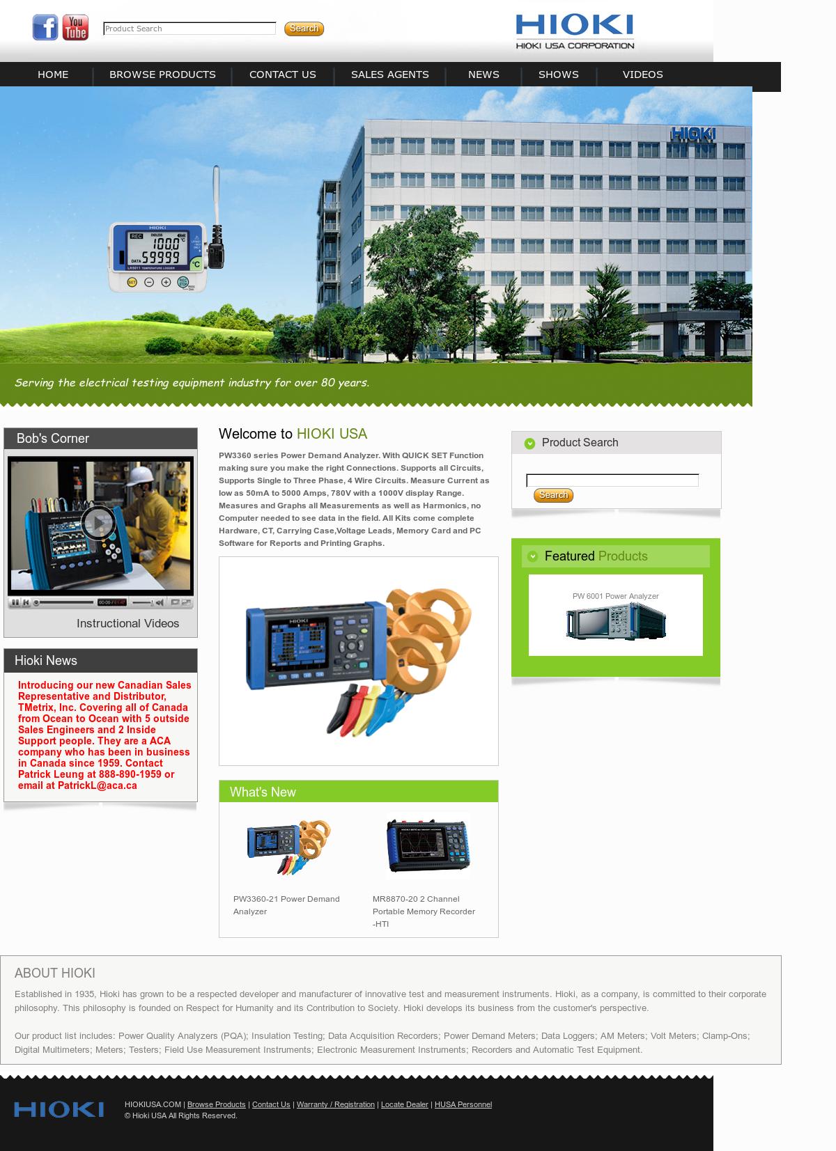 Hioki Usa Competitors, Revenue and Employees - Owler Company Profile