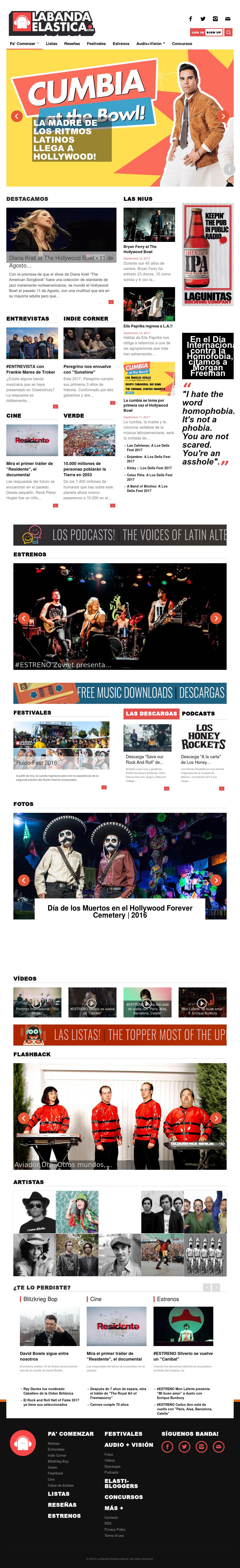 Amor A La Mexicana Movie la banda elastica competitors, revenue and employees - owler