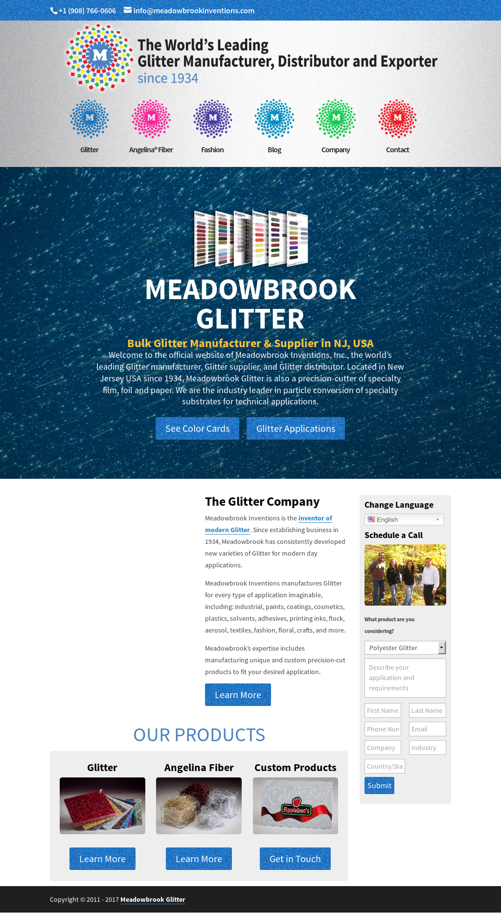 Meadowbrook Inventions Competitors, Revenue and Employees