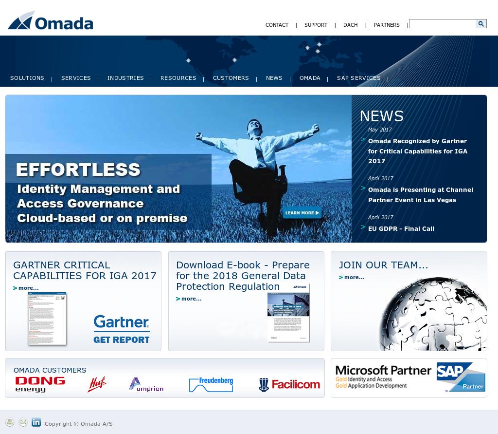 Omada competitors revenue and employees owler company profile omada website history kristyandbryce Gallery