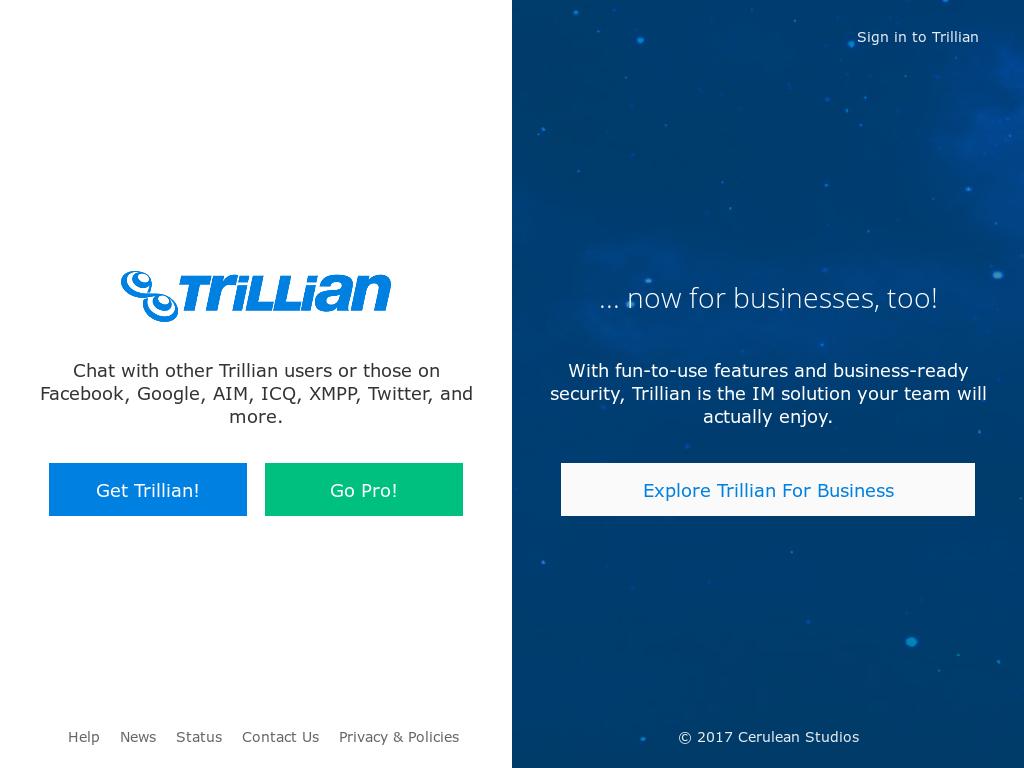 Trillian Competitors, Revenue and Employees - Owler Company Profile