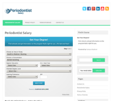 Periodontist Salary Competitors, Revenue and Employees - Owler
