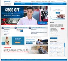 American honda finance company profile owler for Honda finance corp