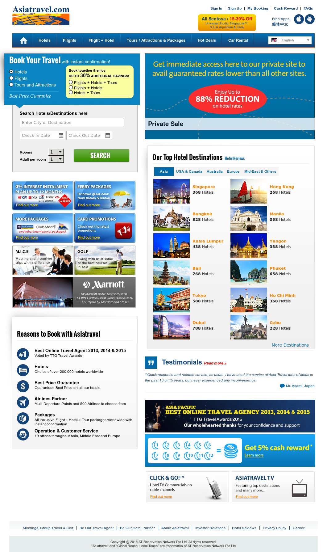 AsiaTravel Competitors, Revenue and Employees - Owler Company Profile