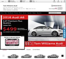 Tom Williams Audi Competitors Revenue And Employees Owler Company - Tom williams audi