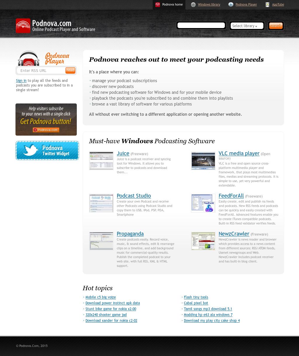 Podnova Competitors, Revenue and Employees - Owler Company