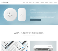 MikroTik Competitors, Revenue and Employees - Owler Company
