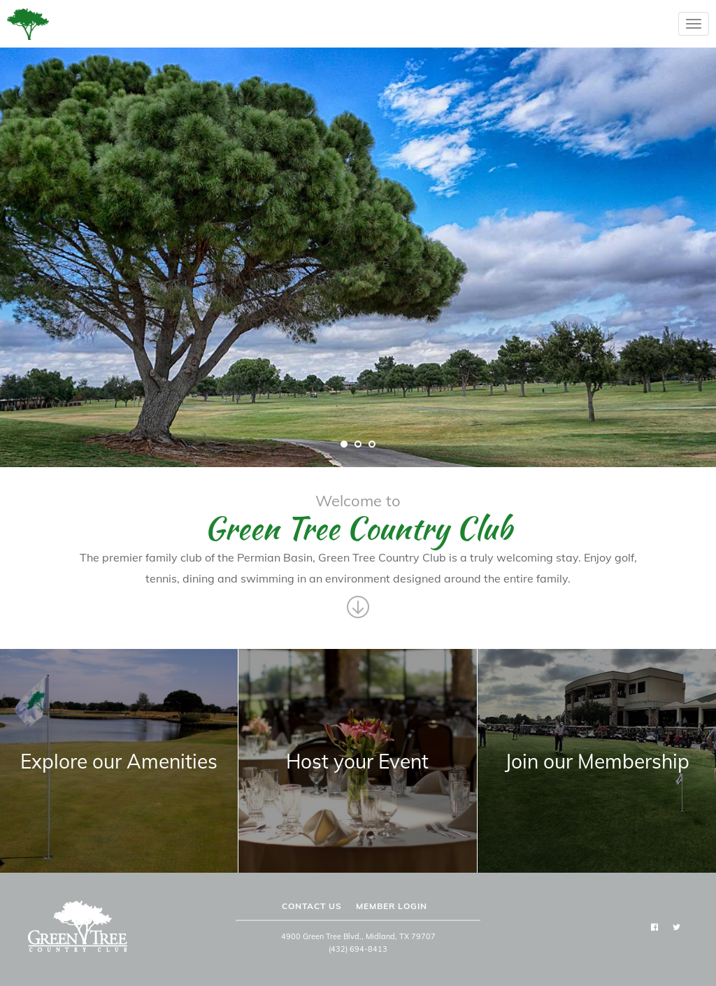 Green Tree Country Club Competitors Revenue And Employees Owler