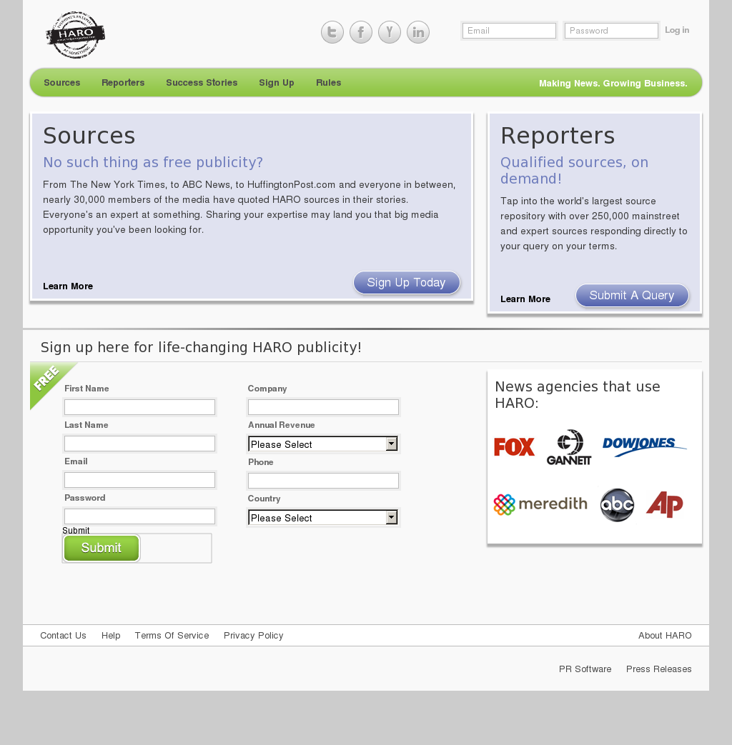 Helpareporter Competitors, Revenue and Employees - Owler