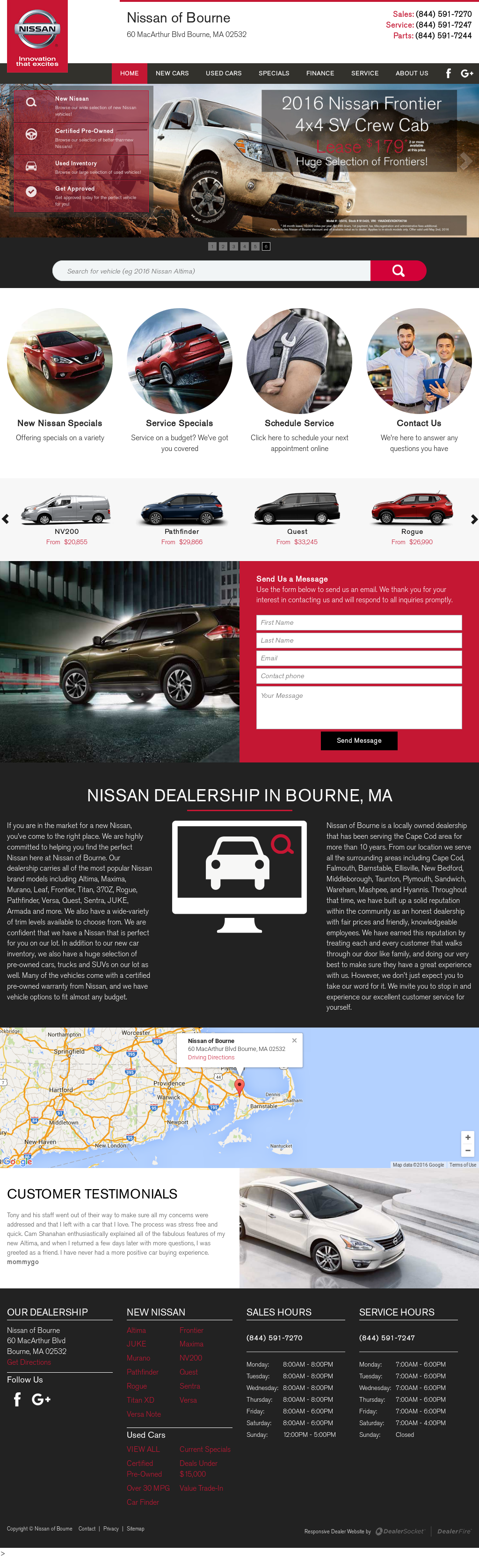 Nissan Bourne petitors Revenue and Employees Owler pany