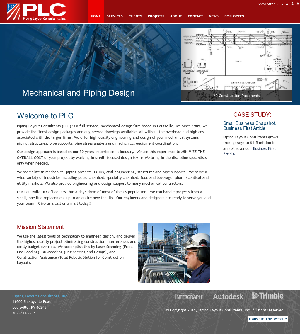 Piping Layout Consultants Competitors, Revenue and Employees - Owler  Company Profile