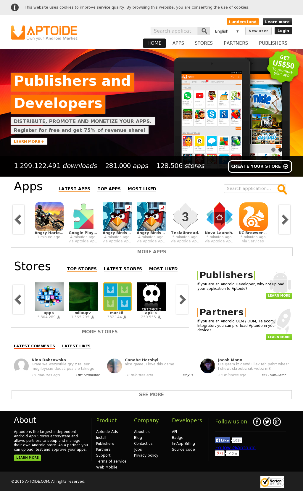 Aptoide Competitors, Revenue and Employees - Owler Company