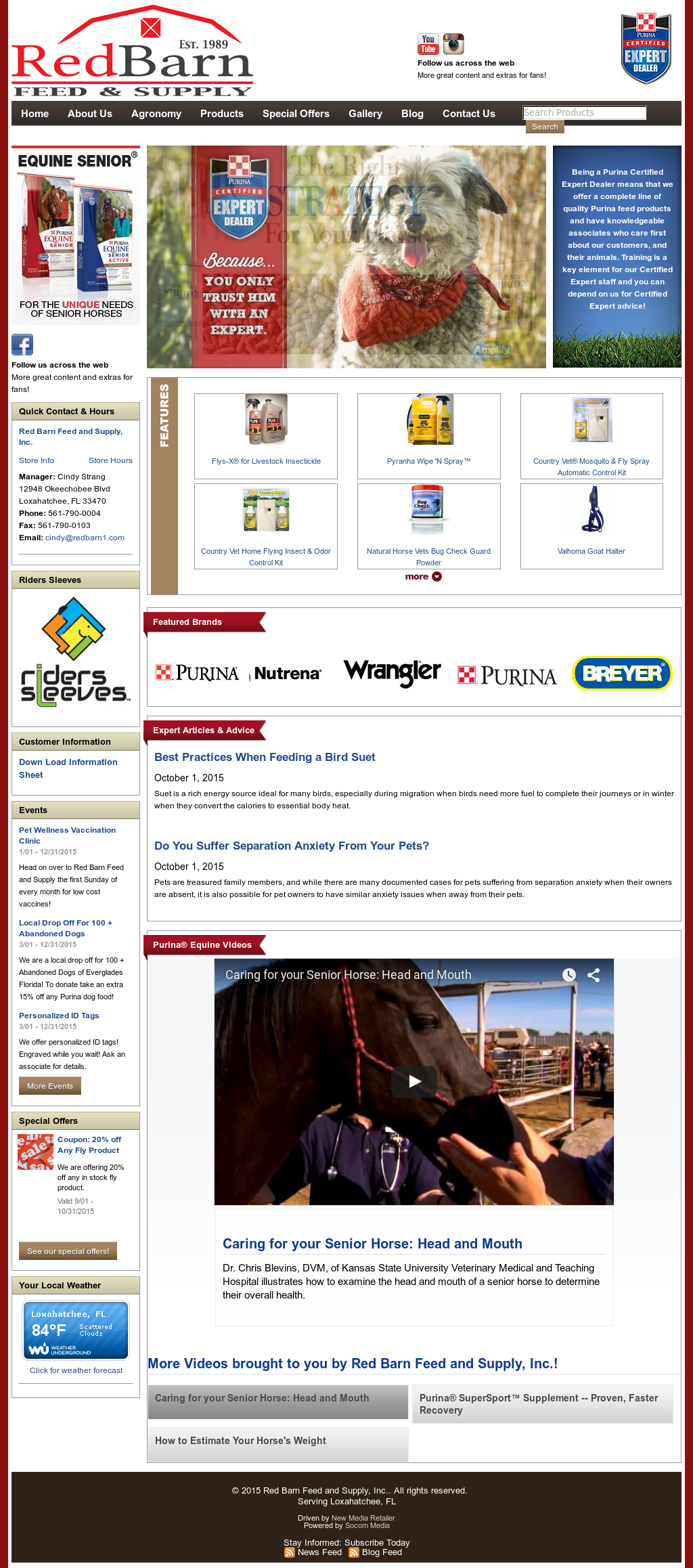 Red Barn Feed Supply Competitors Revenue And Employees Owler
