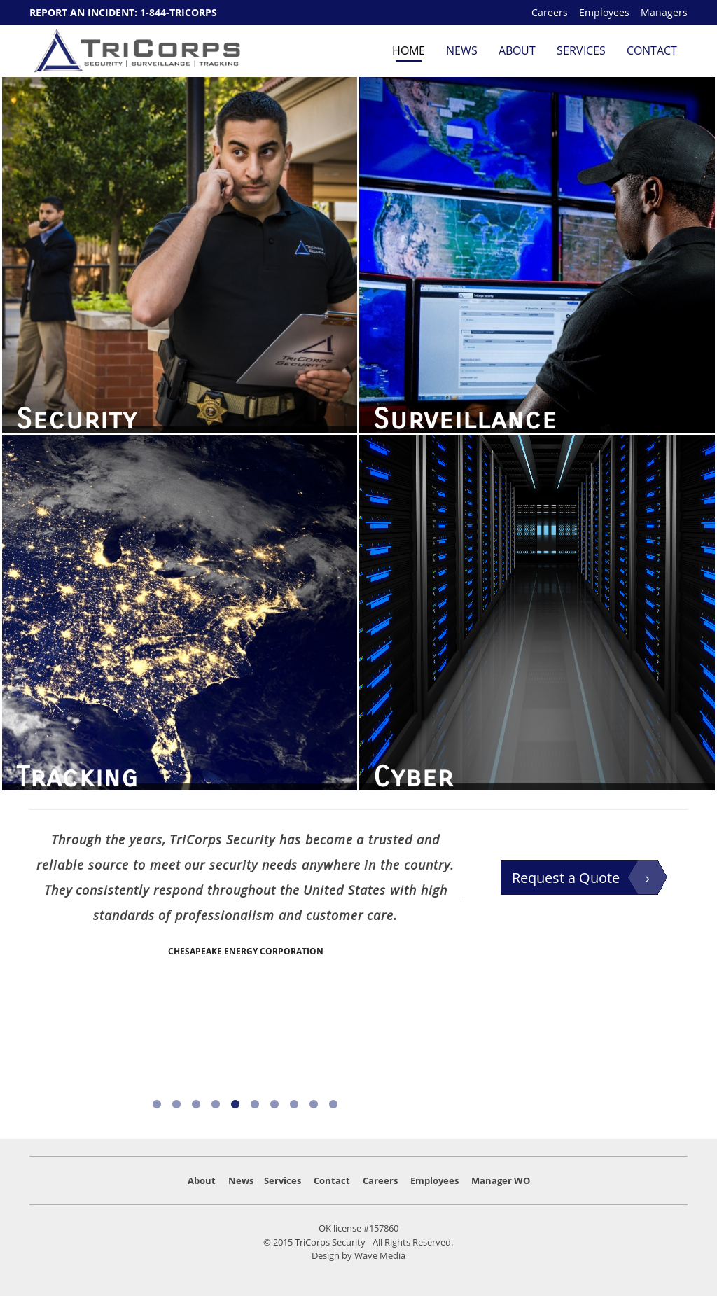 Tricorps Security Competitors, Revenue and Employees - Owler Company