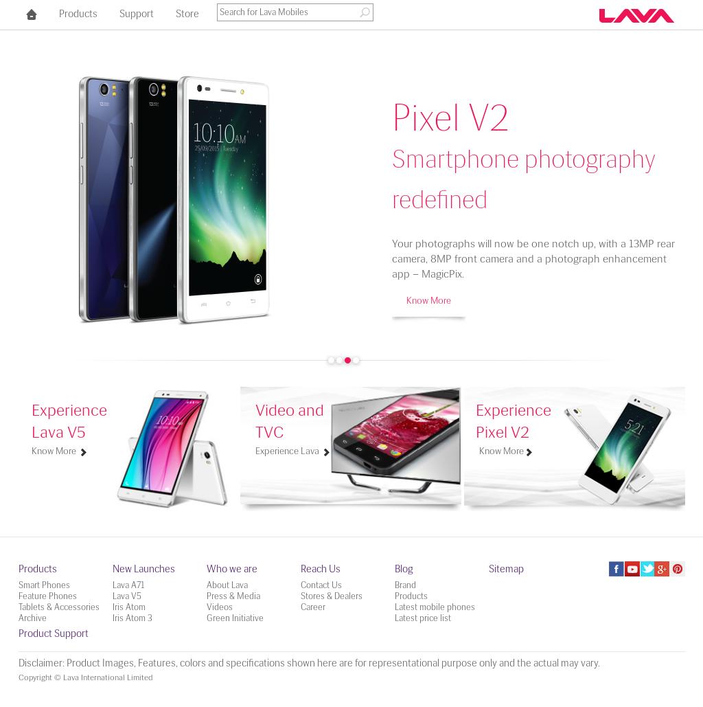 Lava Competitors, Revenue and Employees - Owler Company Profile