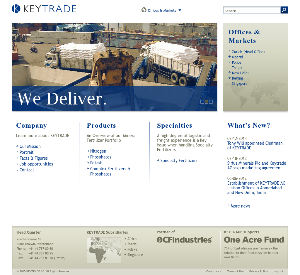 Keytrade North America Competitors, Revenue and Employees - Owler