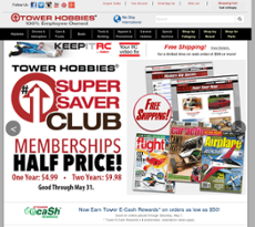 Tower Hobbies Competitors, Revenue and Employees - Owler