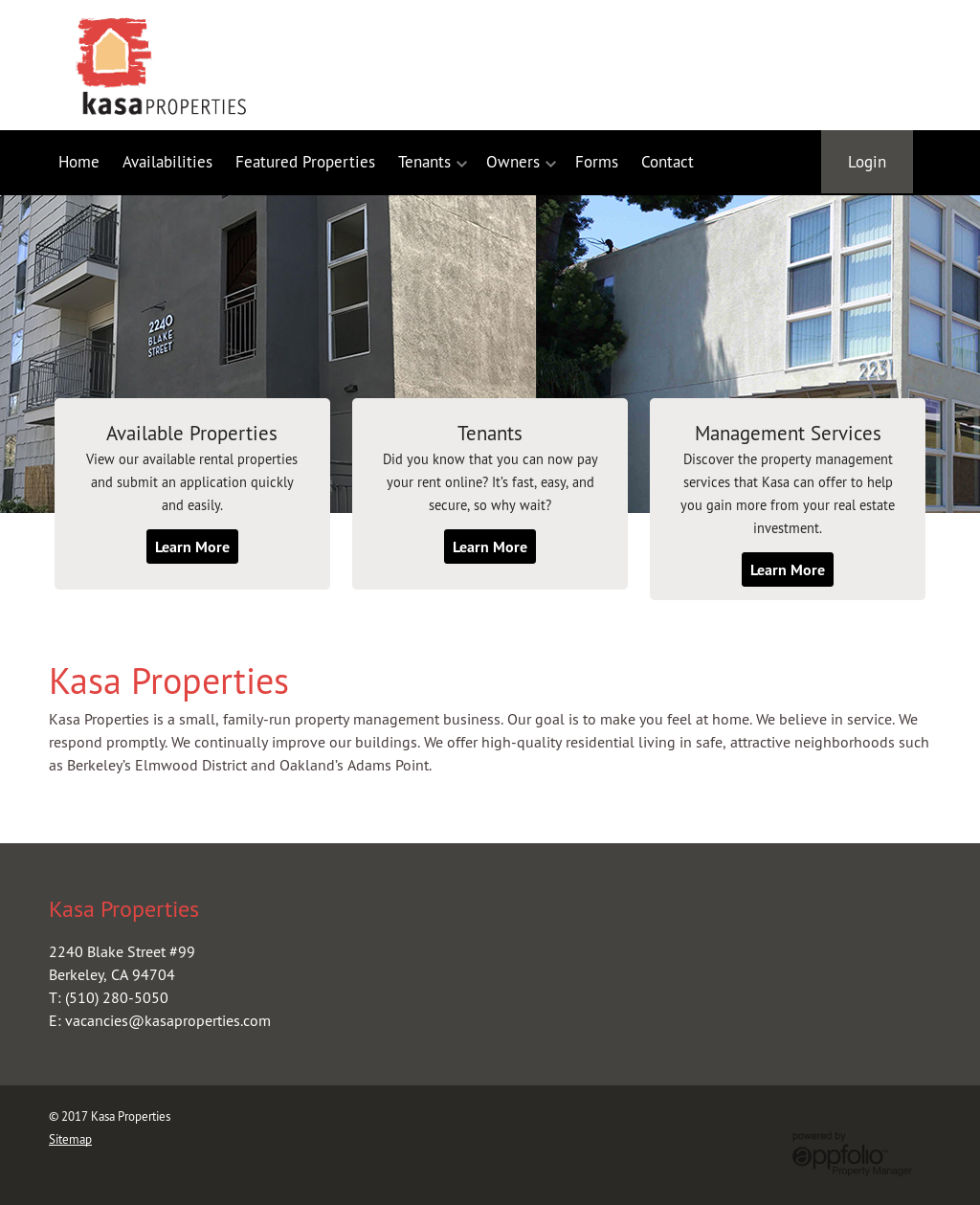 Kasa Properties Competitors, Revenue and Employees - Owler Company
