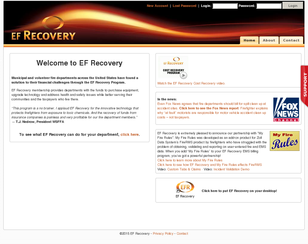 Ef Recovery Competitors, Revenue and Employees - Owler