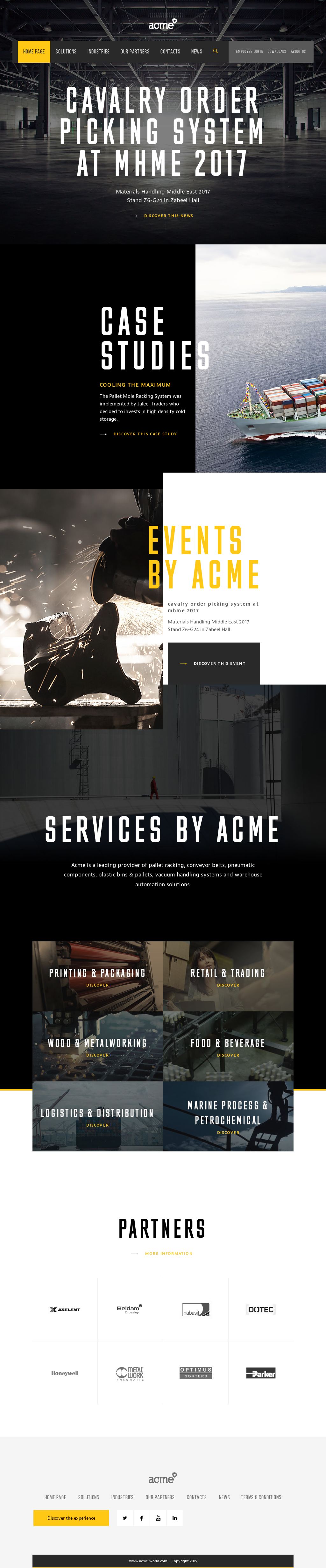 Acme Industrial Hardware Trading (L l c) Competitors