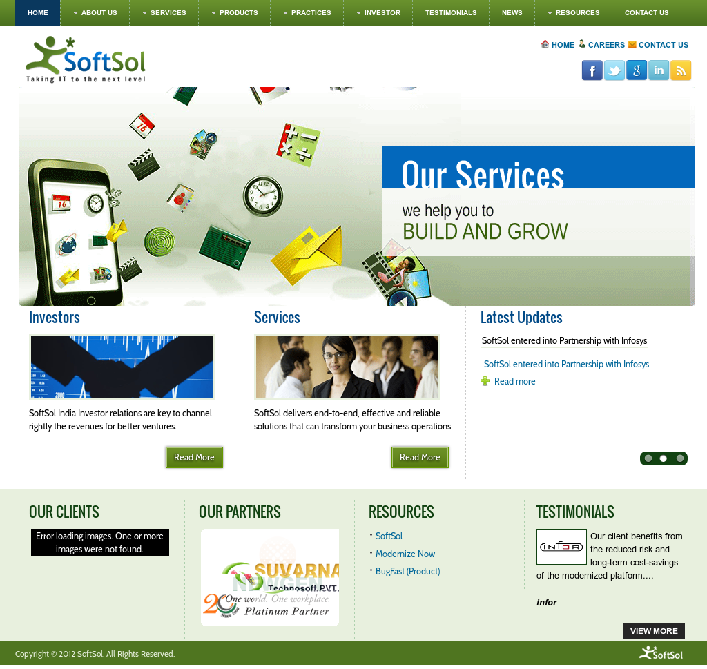Softsol India Competitors, Revenue and Employees - Owler Company Profile